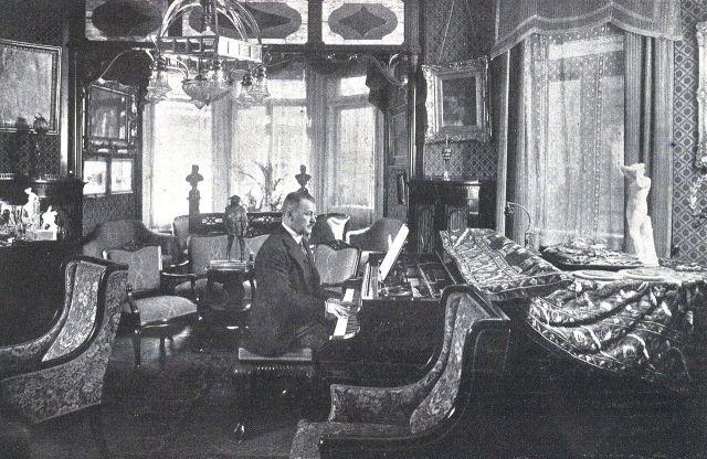 Franz Lehár en 1918