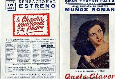 La revista musical espa ola v los a os cincuenta tercera - Los anos cincuenta ...