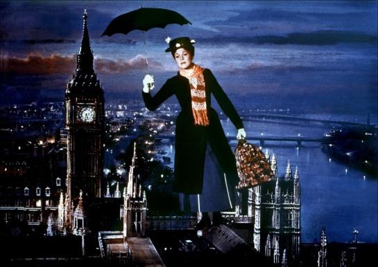 Mary Poppins en español