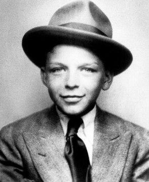 Frank Sinatra de joven