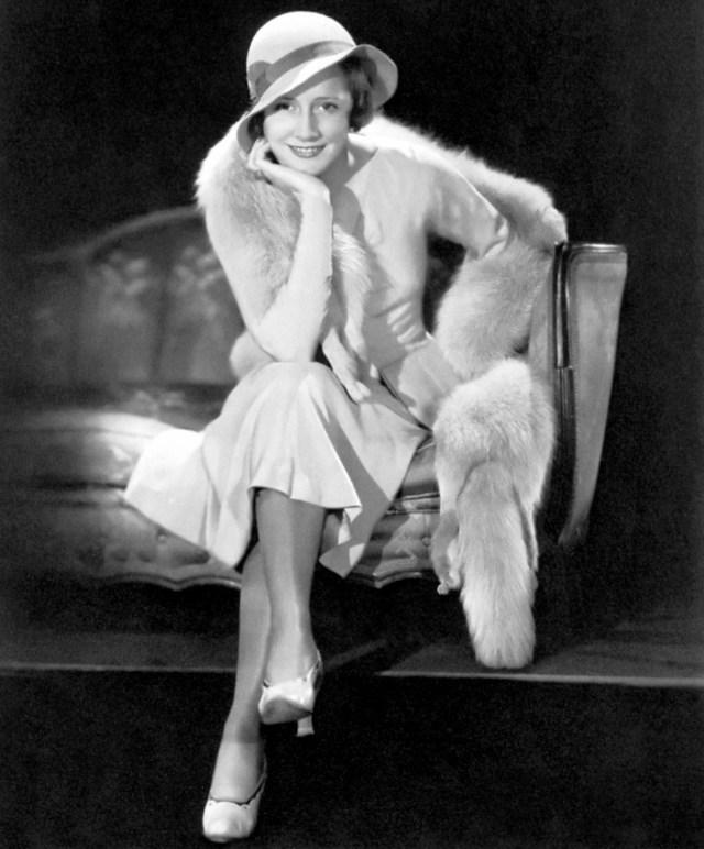 Irene Dunne en 1933