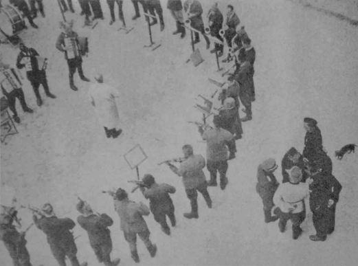 Orquesta de prisioneros del campo de Janowska