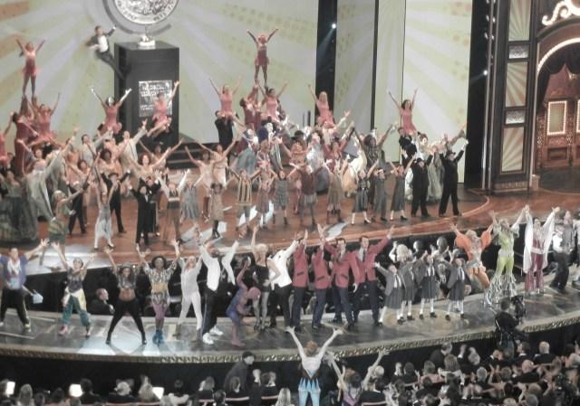 Número de apertura de la ceremonia de entrega de los Premios Tony de 2013