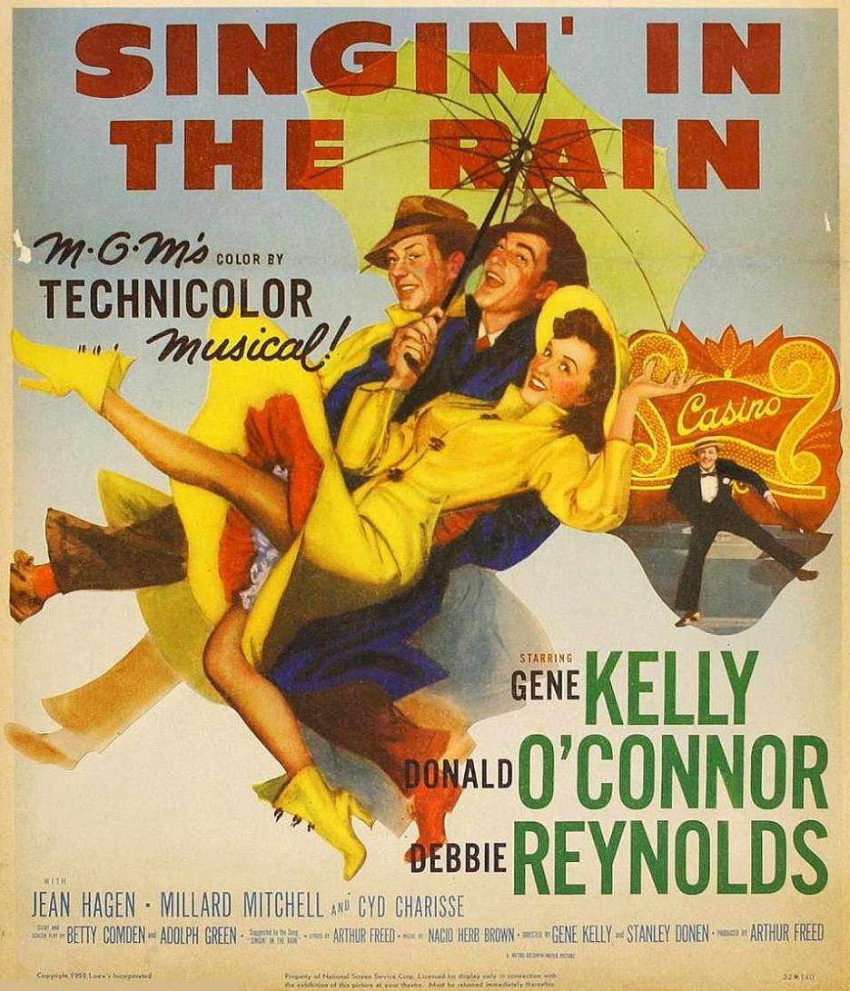 Cantando Bajo La Lluvia 171 El Blog De Manuel Cerd 192