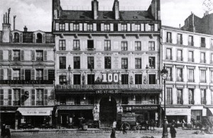 El Théâtre des Folies-Dramatiques en 1905