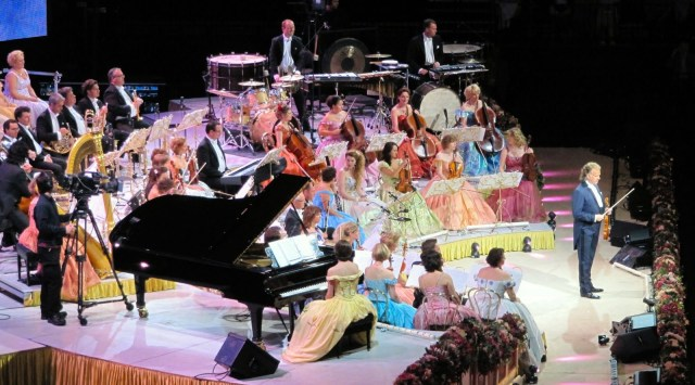 Andre Rieu.orchestra