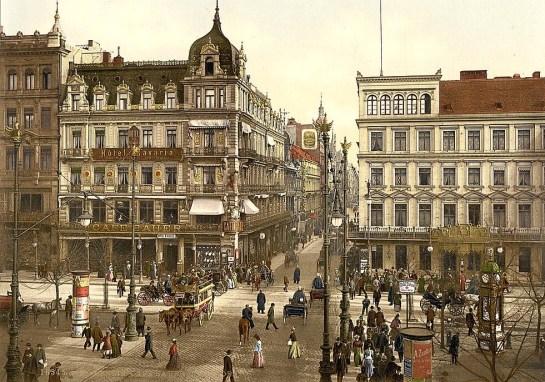 Berlín en 1900