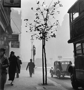 Charing Cross Road (Londres) en 1937