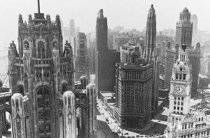 Chicago en la década de 1930