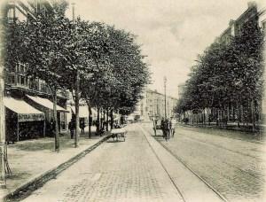La Gran Vía de Bilbao ca. 1920