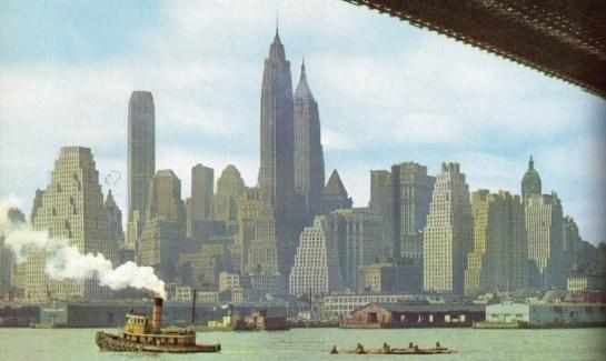 Nueva York en 1951