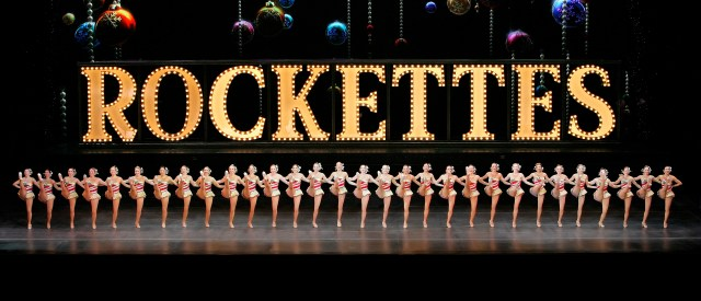 RadioCityChristmasSpectacular-TheRockettes CAP