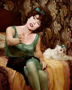 """Shirley MacLaine en """"Irma la dulce"""" (1963)"""