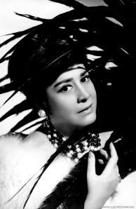 Celia Gámez en 1952
