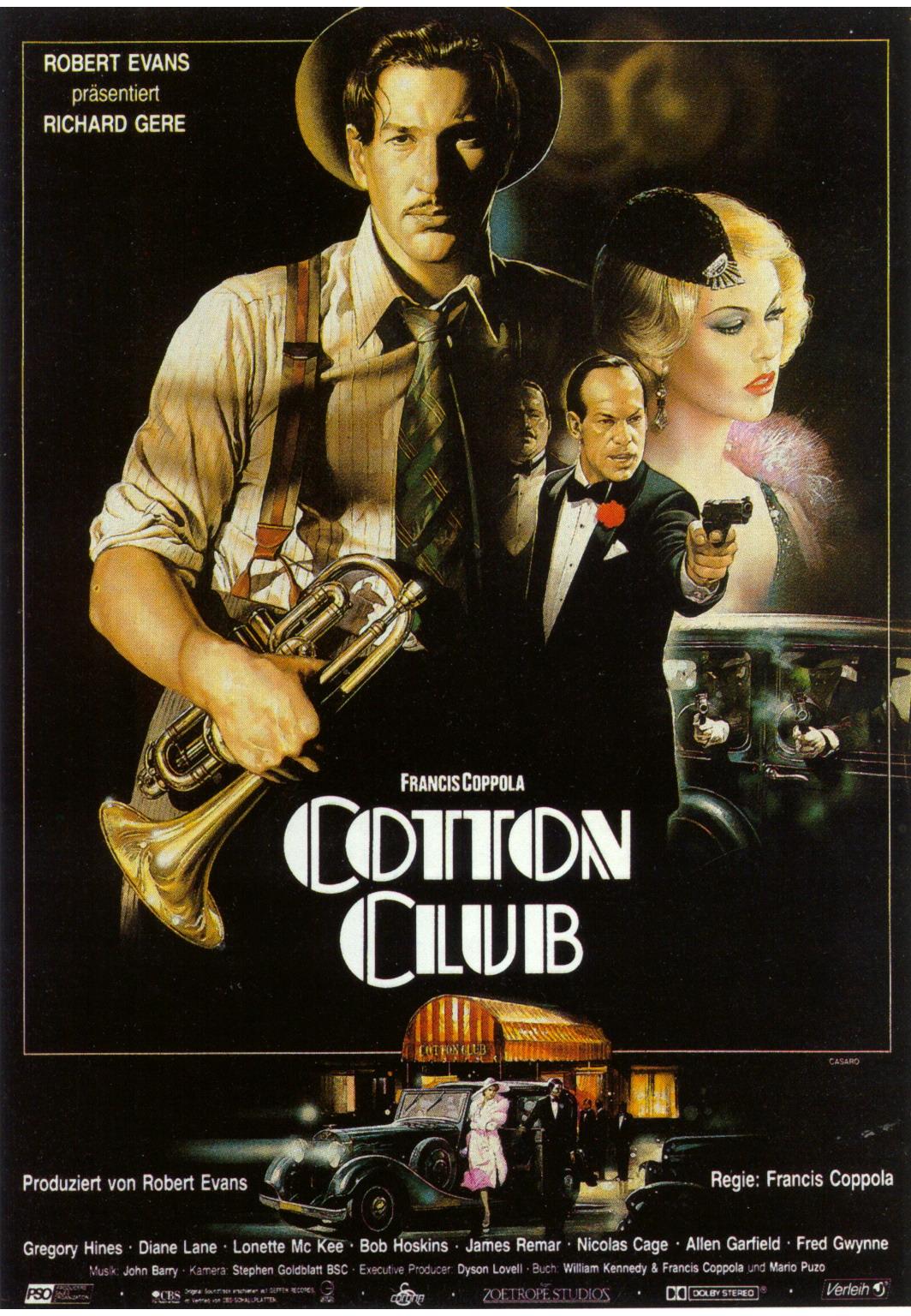 Cotton Club La Pel 237 Cula El Blog De Manuel Cerd 192