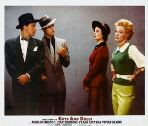 Poster - Guys and Dolls_16