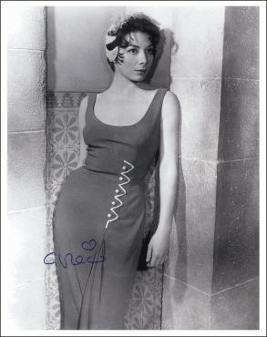 Juliette Gréco a mediados de la década de 1940