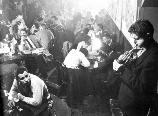 Le Tabou en la década de 1950