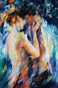 """Love"", de Leonid Afrémov"