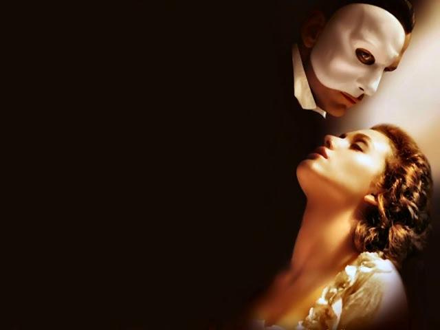 phantom of the opera wallpaper iphone