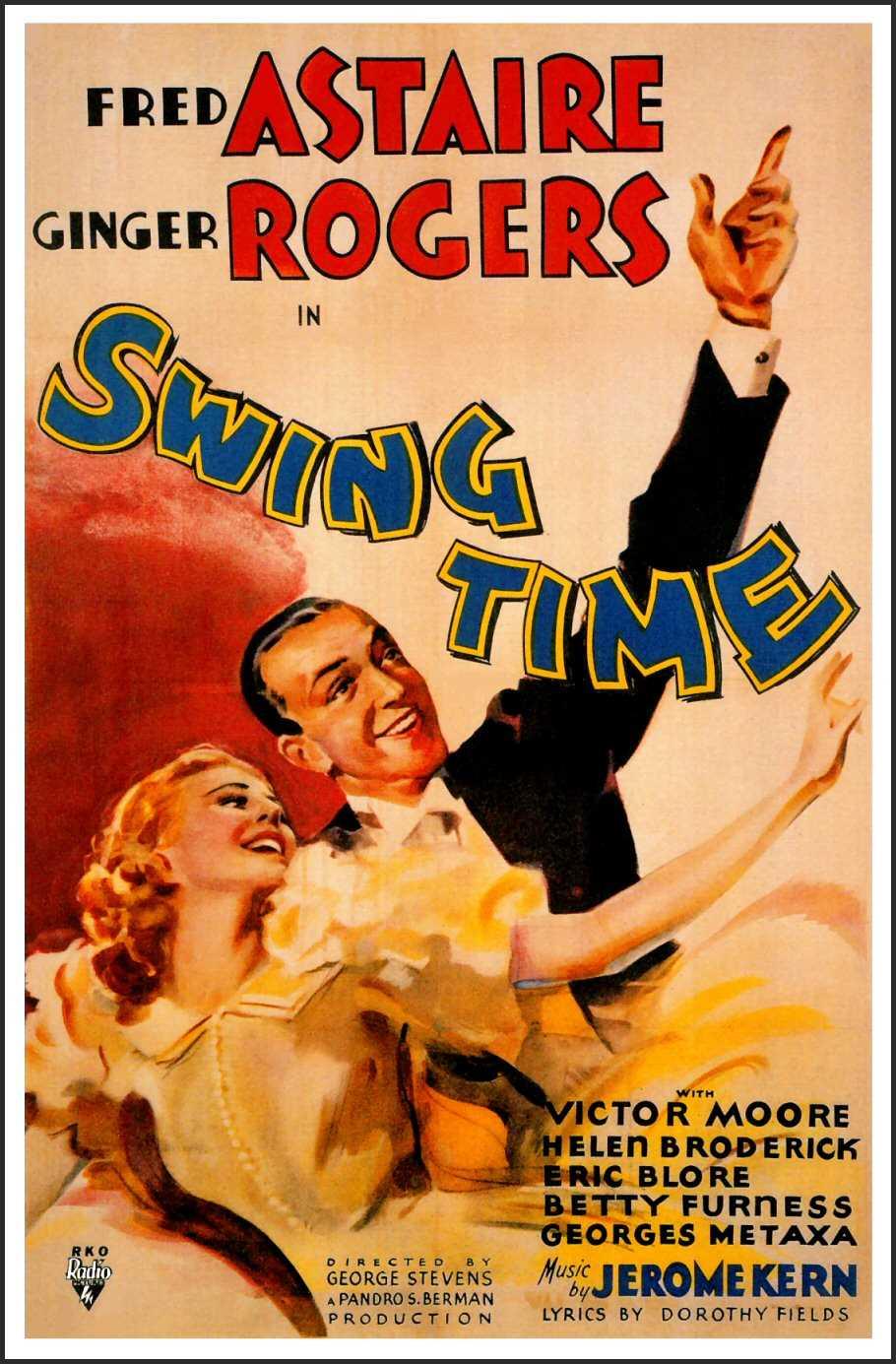 Swing time porn full
