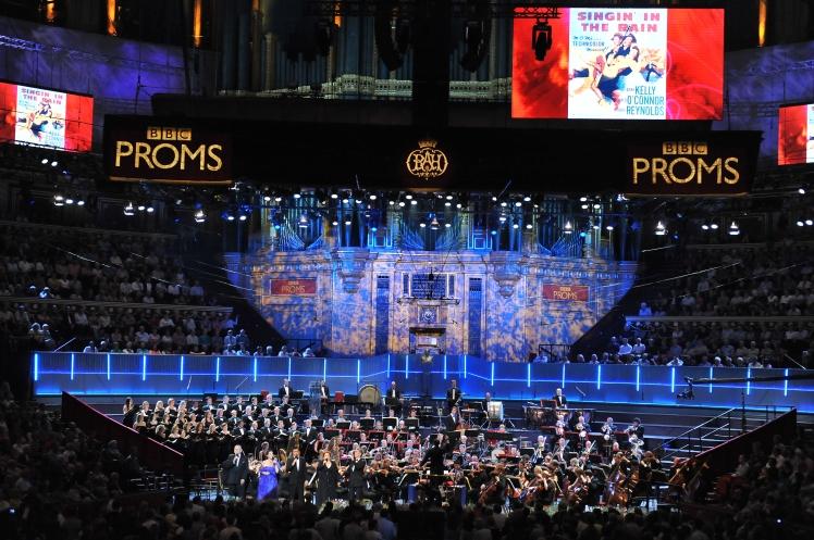 BBC Proms 2009:MGM