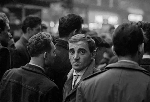 Aznavour en 1956