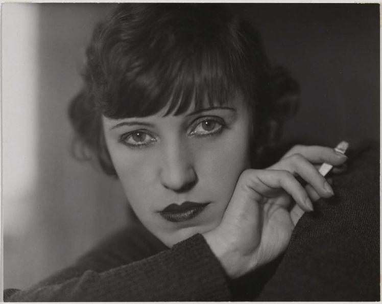 Lotte Lenya en 1930. Fotografía de Lotte Jacobi