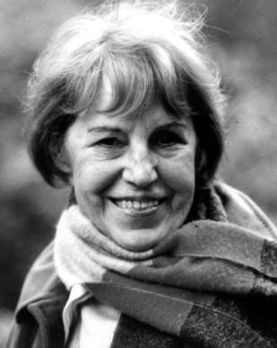 Lotte Lenya en Nueva York (1978). Foto Warneke © 2012 The Kurt Weill Foundation for Music