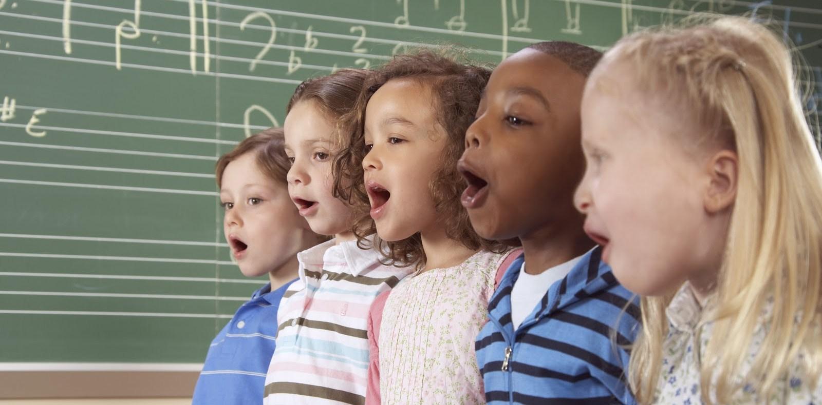 Talented Kids Singing Videos