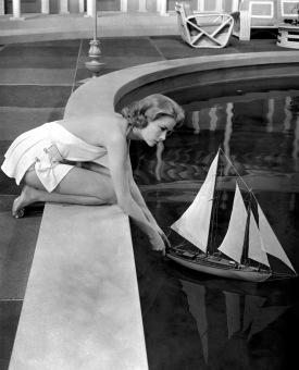 """Grace Kelly en """"Alta sociedad"""""""