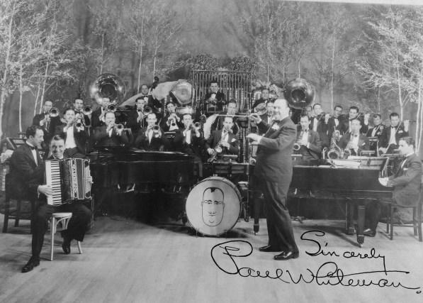 Paul Whiteman y su Orquesta