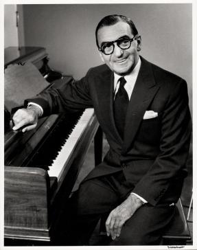 Irving Berlin en 1957.