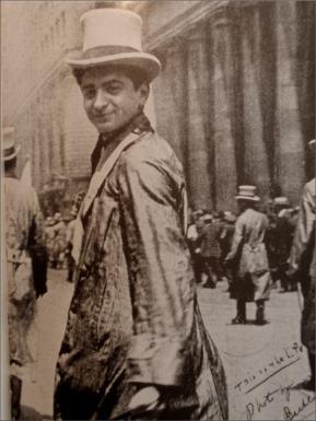 Irving Berlin en 1911