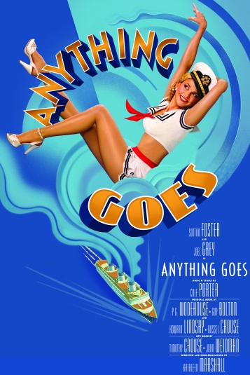 Anything Goes reposició Sutton Foster
