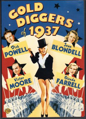 Gold Diggers of 1937 1