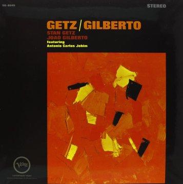 "Portada del LP ""Getz/Gilberto"""