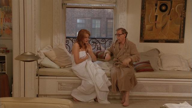 """Julia Roberts y Woody Allen en """"Todos dicen I Love You"""""""