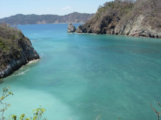 Isla Tortuga en la actualidad.