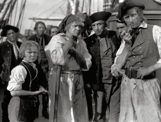 """Fotograma de """"La isla del tesoro"""" (1934)"""