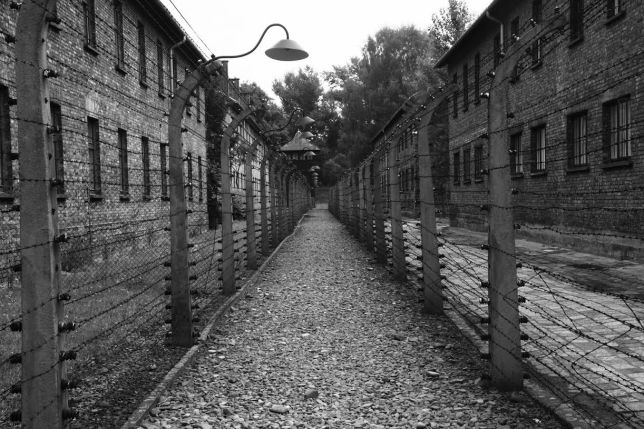 Auschwitz I. Fotografía de Nelo Cerdà (2014)