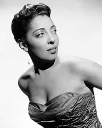Carmen McRae. Getty Images
