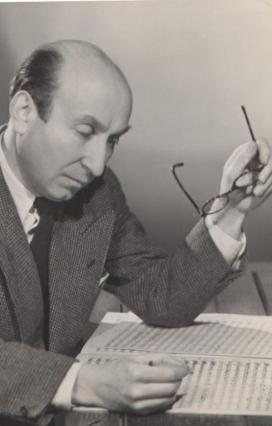 Mischa Spoliansky.