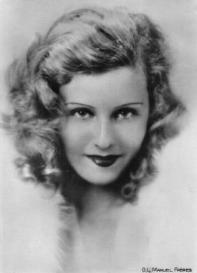 Lilian Harvey en 1930.