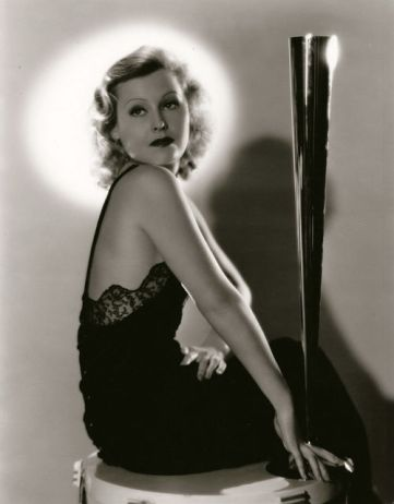 Lilian Harvey en 1933. Fotografía de Ray Jones.