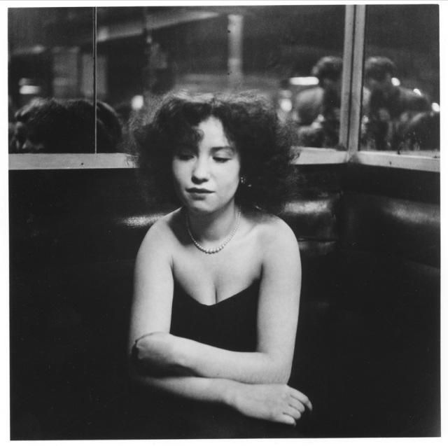 "Robert Doisneau: ""Mademoiselle Anita"" (1951)"