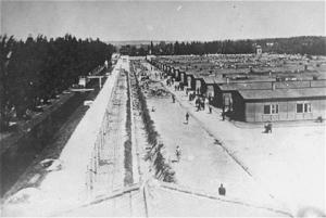 Dachau poco después de su puesta en funcionamiento. / USHMM Photo Archives