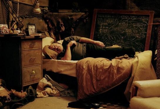 """Danny DeVito en un fotograma de la película """"La chica de mis sueños"""" (2007)."""