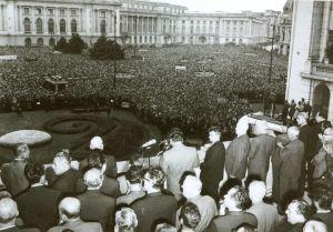 Alocución de Alexander Dubček a sus compatriotas en repudio a la invasión soviética.