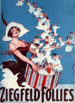 Ziegfeld Follies, 1912.